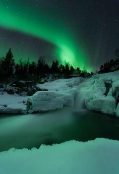 Northern lights by Arild Heitmann
