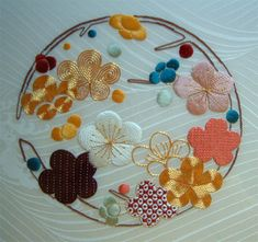 japanese embroidery - Google Search