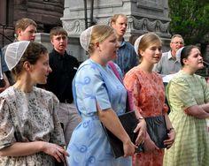Mennonite Choir at Old City Hall - Toronto.