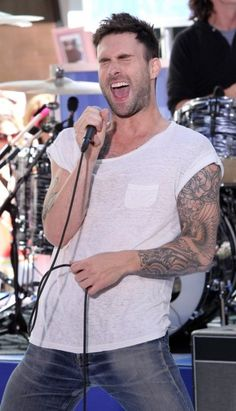 adam levine | C'mon April!!!!  Concert April 6!!!