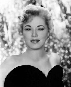Eleanor Parker - 1922 - 2013. Beautiful and fabulously talented actress! Most notable role was the Barroness Elsa Schrader in The Sound of Music.