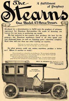 20 stearns car ads ideas car ads stearns luxury cars 20 stearns car ads ideas car ads