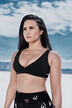 Demi Lovato x Fabletics Collaboration