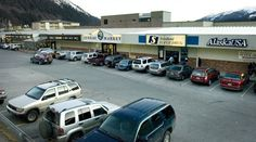 It is the second shopping mall anchored by a grocer to go on the market in Juneau, the first being the Super Bear Supermarket in the Mendenhall Mall. Description from juneauempire.com. I searched for this on bing.com/images