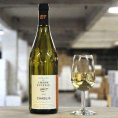 Domaine de Chaude Ecuelle - Chaude Ecuelle Chablis - Chardonnay - Bourgogne (Chablis), Frankrijk - Vinthousiast, Rupelmonde (Kruibeke) - www.Vinthousiast.be