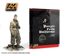 PANZER CREW UNIFORMS PAINTING GUIDE L. SERIES 02
