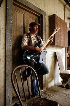 John McVie, bassist of Fleetwood Mac since 1967 when he teamed with Peter Green and Mick Fleetwood, all alumni of John Mayall and the Bluesbreakers.