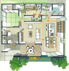 Yahoo!検索(画像)で「間取り 家事動線」を検索すれば、欲しい答えがきっと見つかります。