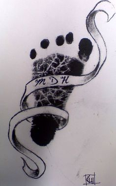 infant loss tattoos - Google Search