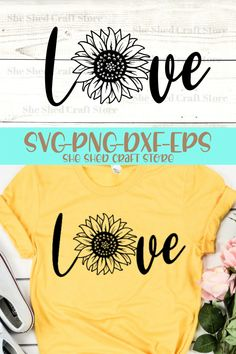 Cricut Craft Room, Cricut Vinyl, Flower Svg, Silhouette Cameo Projects, Silhouette Cameo Freebies, Create Shirts, Vinyl Shirts, Cricut Creations, Svg Files For Cricut