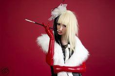 Cruella Deville pt2 by Amanda-Kee on deviantART