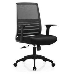 American Most Popular Mesh Backrest Home Task Office Desk Chair with Aluminum Legs and PP Armrest