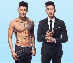 Jay Park - Men's Health Magazine March Issue '13