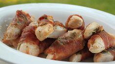 Serve with Wild Mushroom Broken Spaghetti Risotto with Arugula and Hazelnuts.