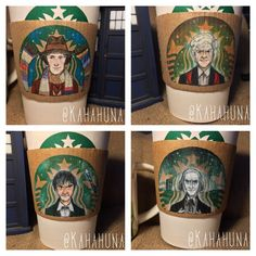 doctor-who-art-series-drawn-on-starbucks-coffee-sleeves