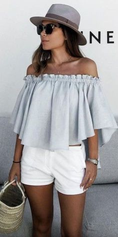 Awesome 95 Best Repinned Summer Outfits that will simple http://inspinre.com/2018/03/05/95-best-repinned-summer-outfits-will-simple/