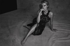 Kate Winslet for The Edit October 2015