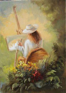 Pintar un cuadro