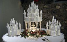 Castle Wedding Cakes | Castle Wedding Cakes Castle Wedding Cakes
