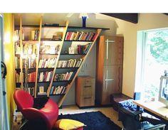 Fedelli Falling Books - Book Shelving Unit