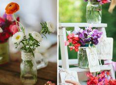Stylish Intimate Garden Wedding by Lad and Lass Photography {Nandi & Brett} | SouthBound Bride