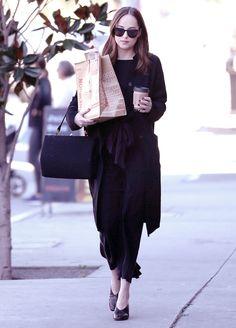 Dakota Johnson spotted in LA - 27 January 2017