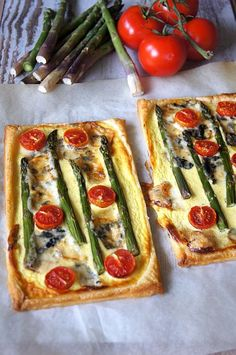 Tarta ze szparagami #thermomix Recipe Images, Vegetable Pizza, Quiche, Casserole, Zucchini, Salsa, Recipies, Dinner Recipes, Food And Drink
