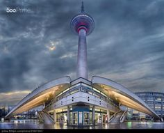 """ღღ / Photo """"Alexanderplatz (Berlin, Germany)"""" by Domingo Leiva City Architecture, Amazing Architecture, Travel Around The World, Around The Worlds, Places To Travel, Places To Go, Museum Island, Berlin Photos, Amazing Buildings"""