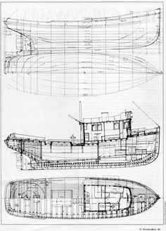 Boat Plans 39125090500145492 - Information on the Alaska Limit Seiner Source by delayejeanyves Kayak Boats, Tug Boats, Fishing Boats, Make A Boat, Build Your Own Boat, Wooden Boat Building, Boat Building Plans, Rc Boot, Model Boat Plans