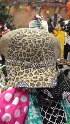 Bling and leopard. The Pearl girls love this combo. Find our new looks on 10becfeef3e4