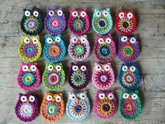 103 Beste Afbeeldingen Van Breien En Haken Uiltjes Crochet Owls