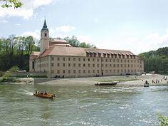 Kelheim - Wikipedia Vatican City, Versailles, Mansions, House Styles, Germania, Home, Bavaria, Europe, World