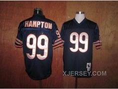 http://www.xjersey.com/nfl-chicago-bears-99-hampton-throwback-bluesmall-number-hot.html NFL CHICAGO BEARS #99 HAMPTON THROWBACK BLUE[SMALL NUMBER] HOT Only 32.17€ , Free Shipping!