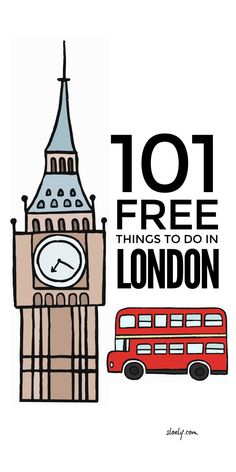 101 free things to do in London for the whole family from brilliant little known museums, cool historic houses and sites and beautiful woodland parks away from the crowds. #visitlondon #thingstodoinlondon #londontravel #daysoutlondon #freelondon Things To Do In London, Free Things To Do, London Tours, London Travel, Travel Advice, Travel Guides, Scotland Travel Guide, Weekend In London, European Travel Tips