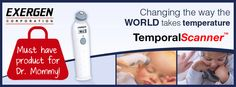 Best Thermometer for Kids: Exergen TemporalScanner Tiny Oranges, Sick, Tools, Shit Happens, Reading, Children, Awesome, Baby, Ideas
