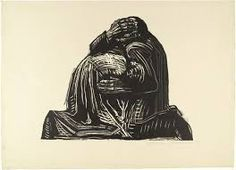 The Museum of Modern Art (MoMA) is a place that fuels creativity and provides inspiration. Its extraordinary art collection includes modern and contemporary art such as The Parents (Die Eltern) (plate from War (Krieg) (Käthe Kollwitz). Kathe Kollwitz, Milwaukee Art Museum, Small Sculptures, Painting Gallery, Museum Of Modern Art, Schmidt, Art History, Printmaking, Van Gogh