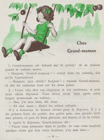 Manuels anciens: Juredieu, Lisons de belles histoires CE1 (1960) French Learning Books, French Language Learning, Teaching French, French Expressions, Study French, Learn French, French Worksheets, French Education, French Grammar