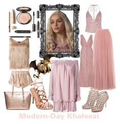 Modern Khaleesi by dobesht on Polyvore featuring polyvore fashion style Alexander McQueen Tom Ford Boohoo Little Mistress Drome Madden Girl Sergio Rossi modern clothing
