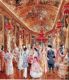 Grands Decors Interieurs Francais