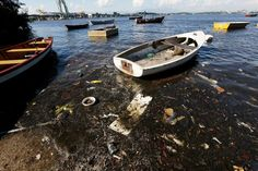 Rio's Water Is So Polluted That Three Teaspoons Is Enough To Make Athletes Seriously Ill - https://viralfeels.com/trending/rios-water-is-so-polluted-that-three-teaspoons-is-enough-to-make-athletes-seriously-ill/