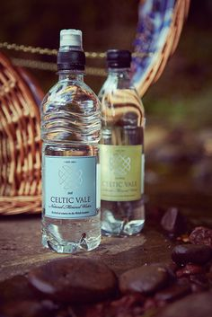 Celtic Vale Natural Mineral Water, perfect picnic!