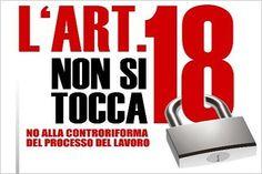 """Gli effetti dell'abolizione dell'art. 18 e del Jobs Acts mostrano il vero volto delle """"riforme"""" volute dal PD e da Matteo Renzi."""