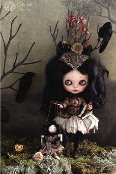 blythe cookie dolls