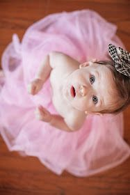 Team Shep: Ava's Six-Month Photo Shoot