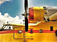 Canadair CL-215 #fireplane