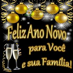 Lindos Vídeos Lindas Mensagens: Feliz Ano Novo Happy New Year Spanish, Happy New Year Images, Happy New Year 2020, Christmas Scenery, Christmas Bulbs, Birthday Msg, Keep Calm Funny, Merry Christmas Quotes, Jesus Prayer
