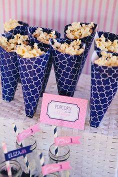 cones with cricut = easy!