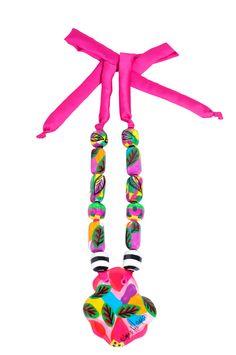 finzenú color necklace