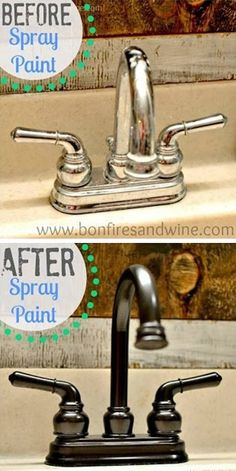 33 Ways Spray Paint Can Make Your Home And Furnishings Look More Expensive