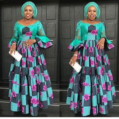 The Ankara fabric can be used to make a different and creative dresses. We have unique selectedAnkara And Aso Ebi Styles Ankara And Aso Ebi Styles Best African Dresses, African Fashion Ankara, African Traditional Dresses, Latest African Fashion Dresses, African Print Dresses, African Print Fashion, Africa Fashion, African Attire, Nigerian Fashion